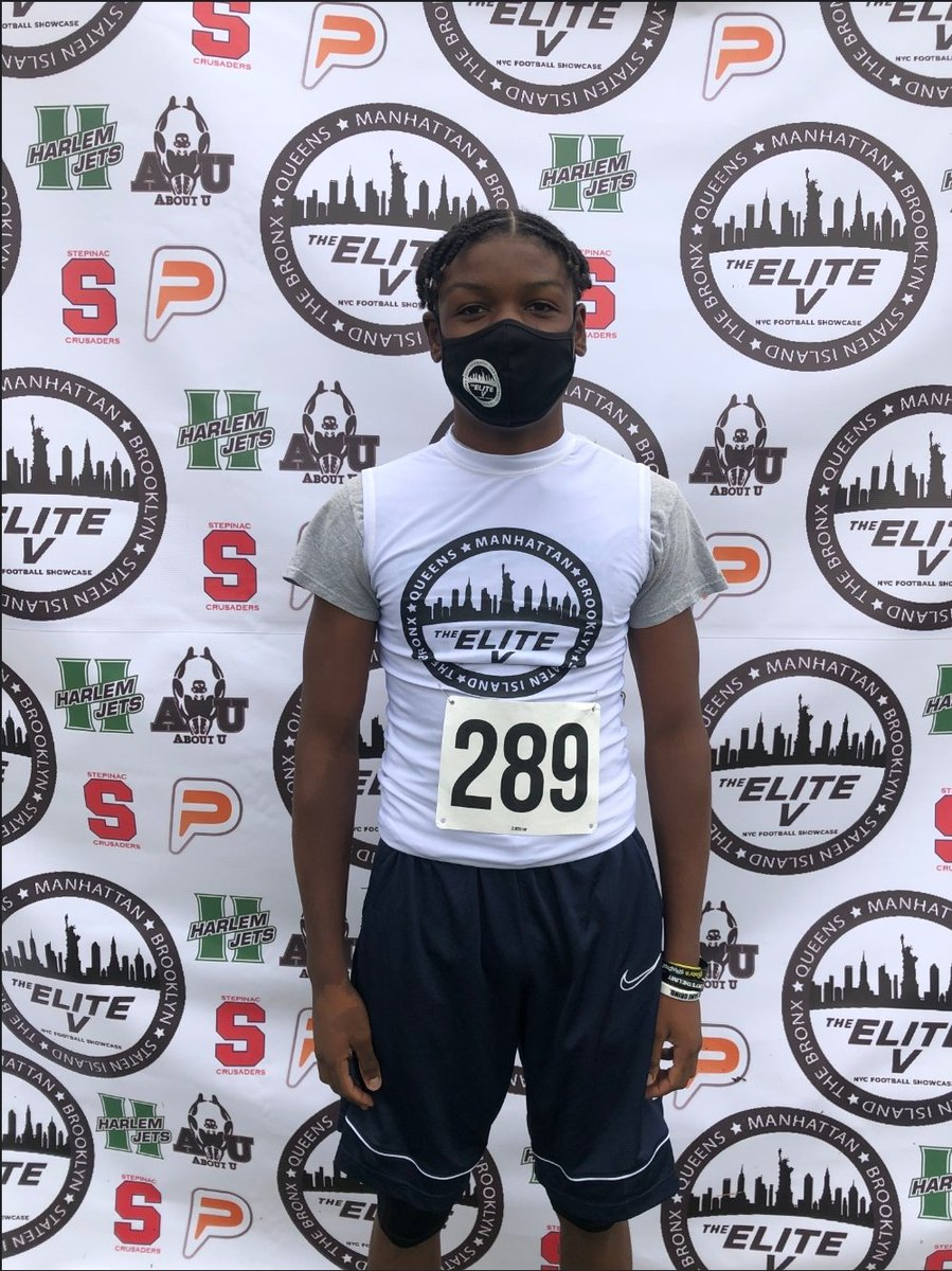 Thanks again to @aboutunyc @Harlem__Jets @Coachlanese13 @CoachAlexCoombs @StepinacSports @Player_Pager & @showcase_v for an amazing event! Had a great day!