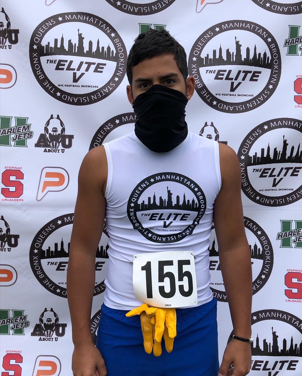 I'd like to thank @aboutunyc @showcase_v @Harlem__Jets for inviting me out to the showcase. I had a great time competing with the states best. I appreciate the invite!