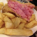 Image for the Tweet beginning: The Northern Ireland pastie.  This