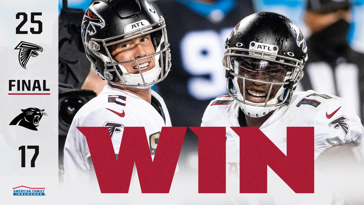 @AtlantaFalcons's photo on Panthers