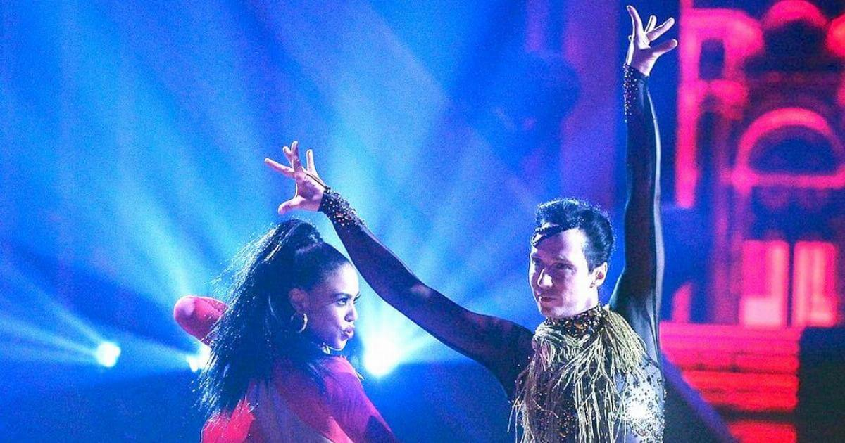 How @BrittBStewart is changing the game as @JohnnyGWeir's Dancing With the Stars partner 💃 @DancingABC