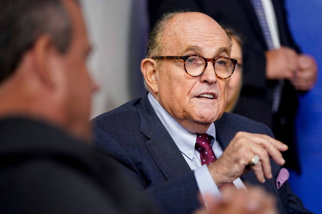Jack Dorsey 'should be indicted for perjury,' @RudyGiuliani tells Newsmax TV https://t.co/nGipbvkegZ https://t.co/mbklpiIHxT