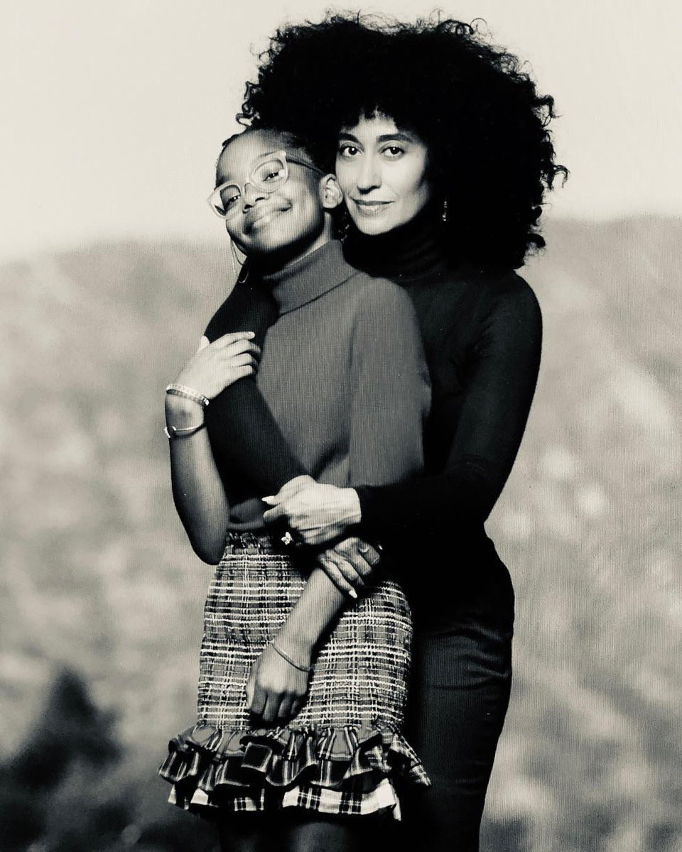 Happy birthday mama T! (I definitely saw you today but I want to make it official on here lmao) I love you!! ♥️ @TraceeEllisRoss