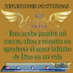 Image for the Tweet beginning: Reflexiones Nocturnas | Ariadna Tapia  #AriadnaTapia