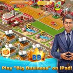 Image for the Tweet beginning: Start playing Big Business HD