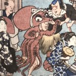 ハロウィン文化に負けない奇抜さ!江戸時代のハイレベルなコスプレw