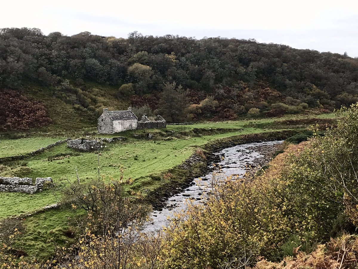 We found #Autumn yesterday along the #Dunbeath Heritage Trail - a truly beautiful walk! #Caithness #Highlands #OnlyinScotland @NorthCoast500 @Scotland_Mag @ScottishField @VisitScotland https://t.co/LYduOkDre2