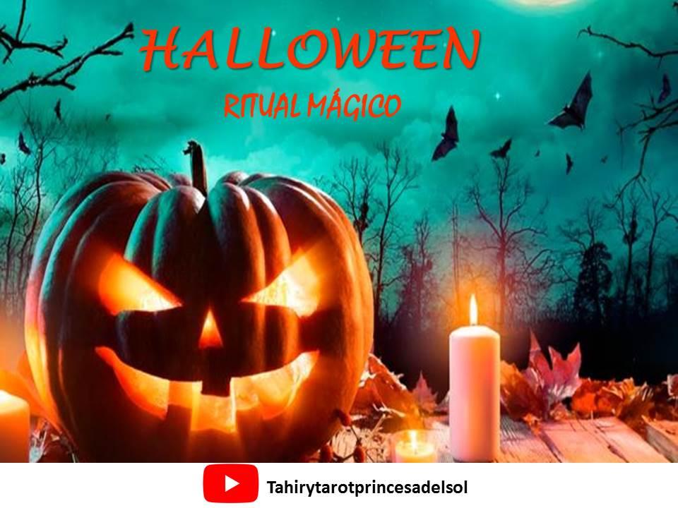 Halloween, Ritual mágico para 31 octubre 2020, visita mi canal youtube Tahirytarotprincesadelsol #EEUU #California #Miami #chile #Argentina #Ecuador #Uruguay #Espana #EspanaDespierta #Venezuela https://t.co/J7ZXulWBDX