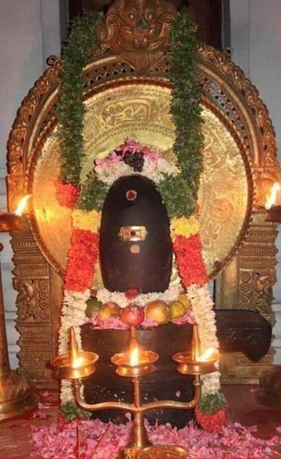 Photo Credit: Nalayni 121 from Pinterest ( https://t.co/xeVYd9uDeQ ) May Lord Shiva bless all of us 🤗. #namastegod #shiva #lordshiva #kedarnath #kashi #hindu #haraharamahadev #mahadev_har #jyotirlinga #linga #somanath #somnath #mallikarjuna #mahakaleshwar #omkareshwar https://t.co/KdZzsl6ffo