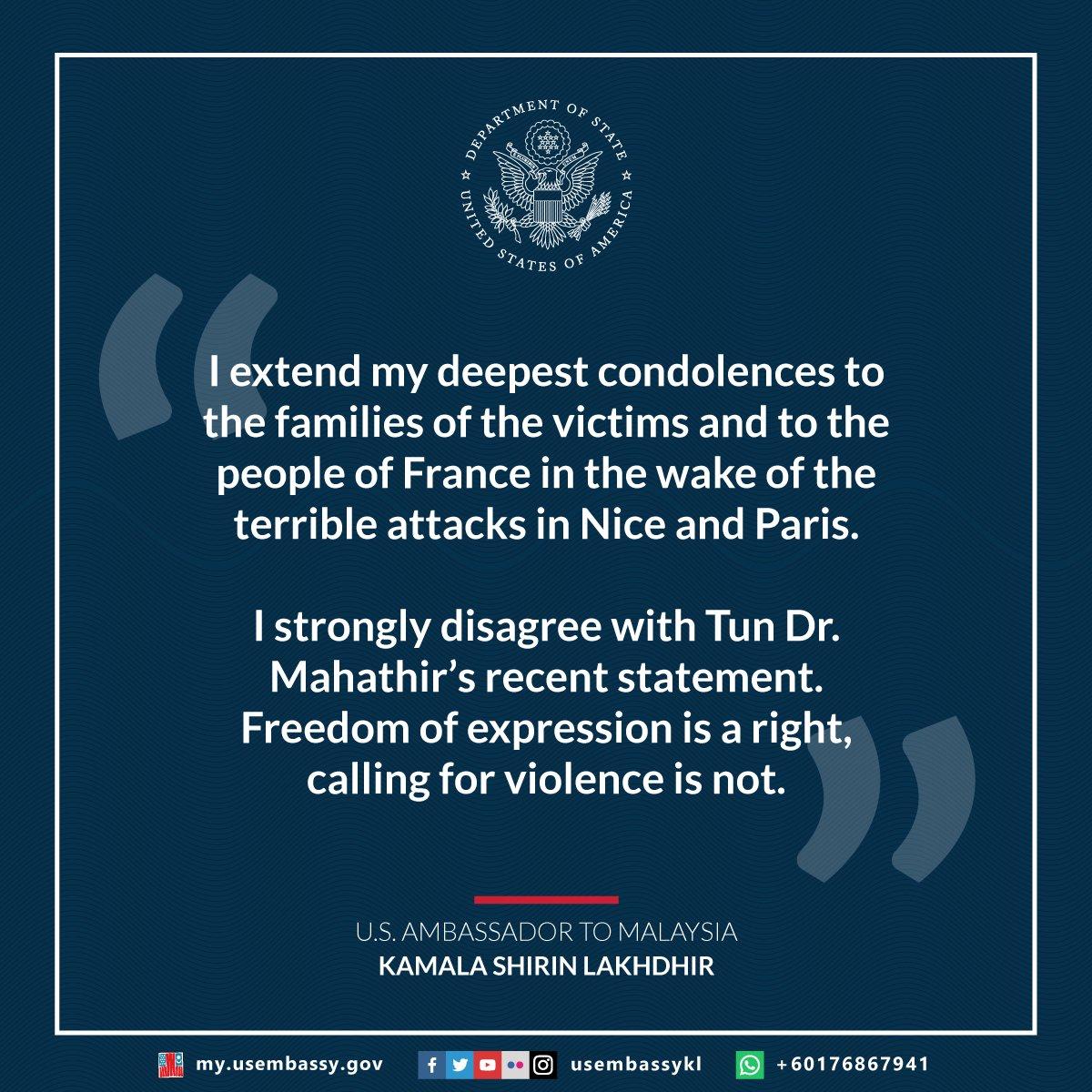 Statement by Ambassador Lakhdhir: