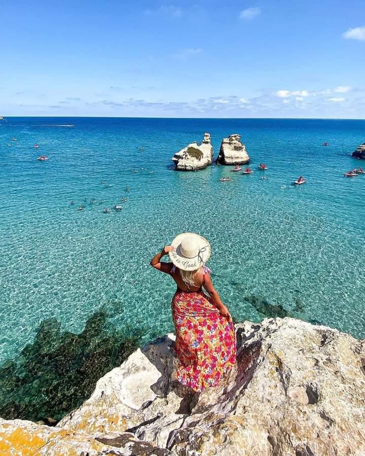 #Buongiorno #salento #puglia #vacanze #torredellorso https://t.co/Y8XAKHelFh