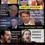 Image for the Tweet beginning: Italiani SVEGLIATEVI! Sopprattutto 👉 elettori del