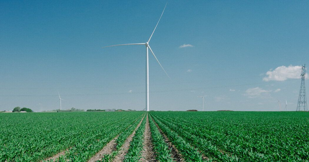 How the Virus Slowed the Booming Wind Energy Business https://t.co/qe5LAIH2Um #COVID19 #renewableenergy https://t.co/4GtLQT9jM0