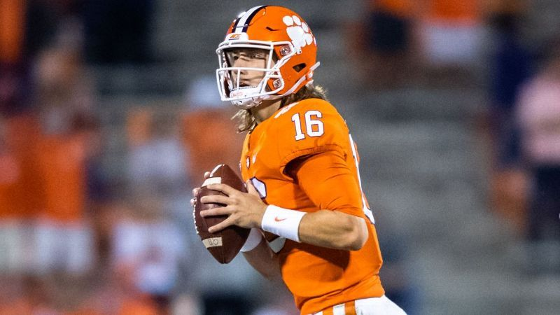 Everything we know -- and don't -- about Trevor Lawrence's coronavirus diagnosis https://t.co/rDADUbSf4Z via @espn #CFB https://t.co/1zEGO4dDc2