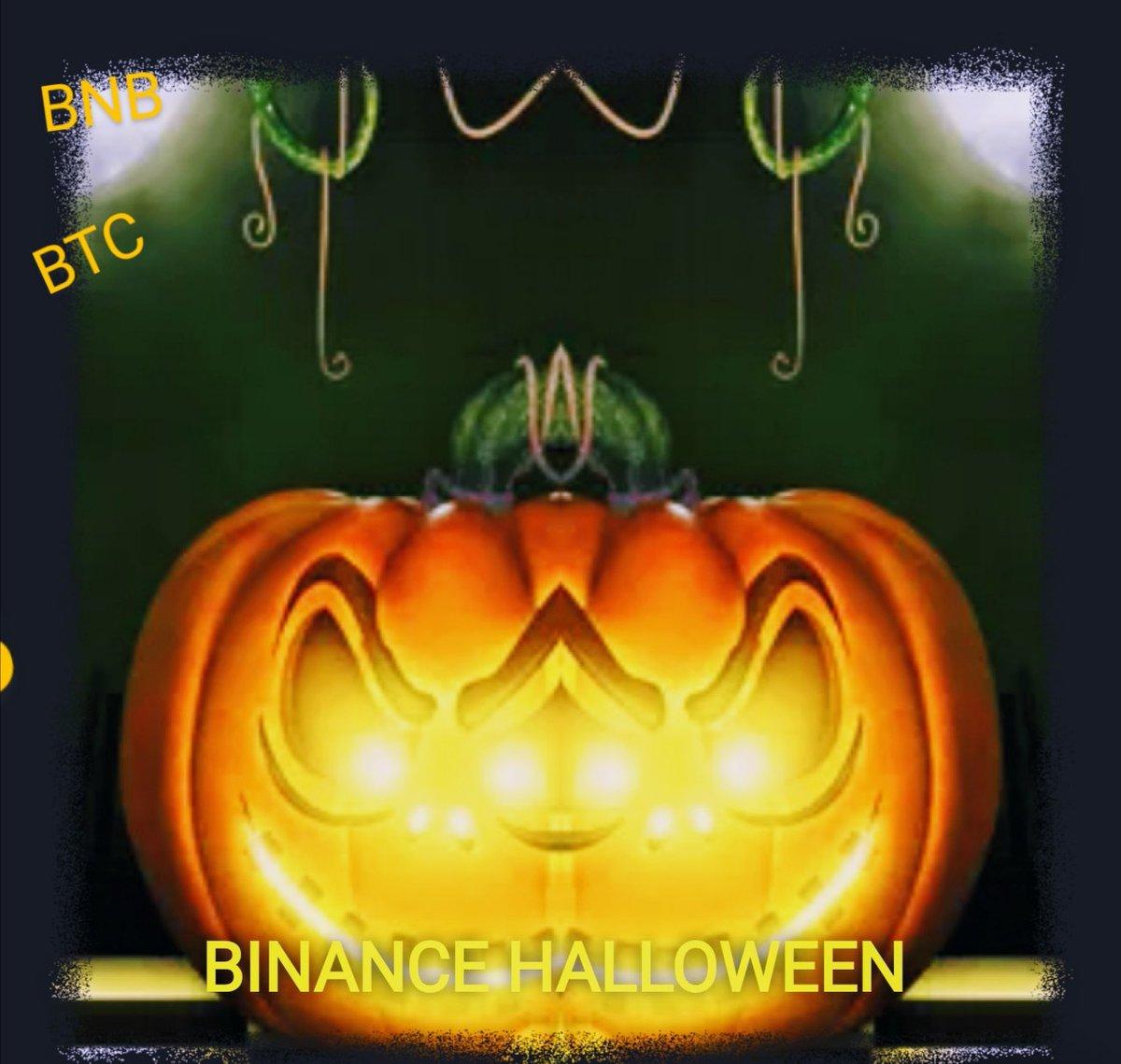 @binance #Halloween #binanceHalloween #BNB https://t.co/FdycPrfB8B
