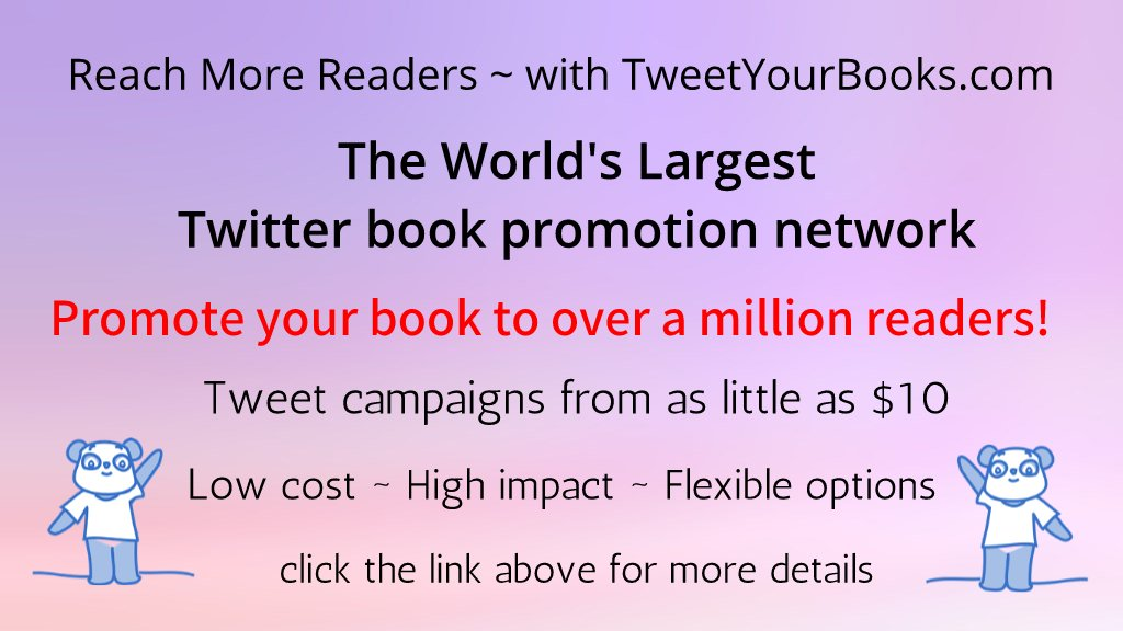 📚🚀📚🚀📚🚀  @TweetYourBooks is THE WORLD'S LARGEST Twitter #bookpromo network.  Low cost ✔️ High impact ✔️ Flexible options ✔️  ➡️ https://t.co/QBF2xoQg7F    #authors #publishers #amsg #iartg #writerslife #writingcommunity #writerscommunity #amwriting #booksales https://t.co/zoIDJuRxEu
