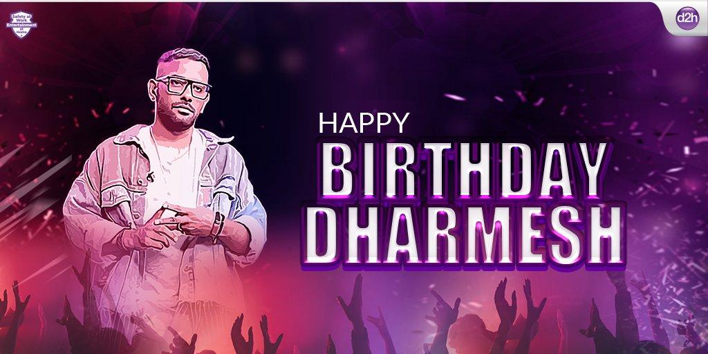 Birthday wishes to the latent ka pitara, and dance ka chamakta sitara #DharmeshSir. #HappyBirthdayDharmeshSir #Dance #d2h #AlagHiView #HappyBirthday https://t.co/b83PbImDPv