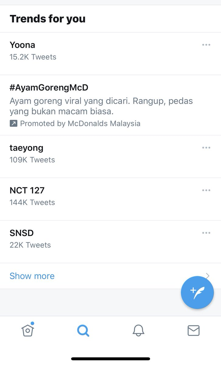 All my favourite is trending #yoona #TAEYONG https://t.co/As1Tar08Cs