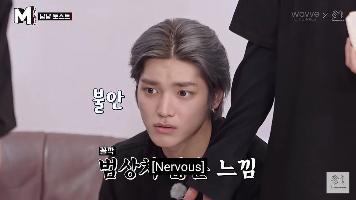 Still can't get over Taeyong's before and after reactions when Yukhei tried to catch his bread, i won't let him live this one down 😂😂😂😂😂 #Taeyong #Lucas #Luyong https://t.co/UNBWwmsC88