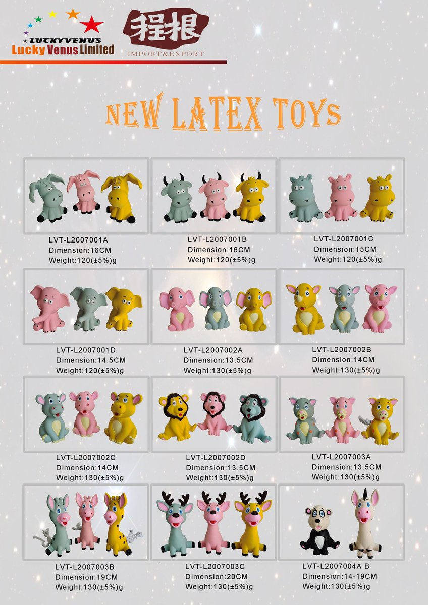 New design #Latex #squeaky #pet #dog #chew#toy  #sales8@luckyvenus.com https://t.co/dqf0OPfgZL