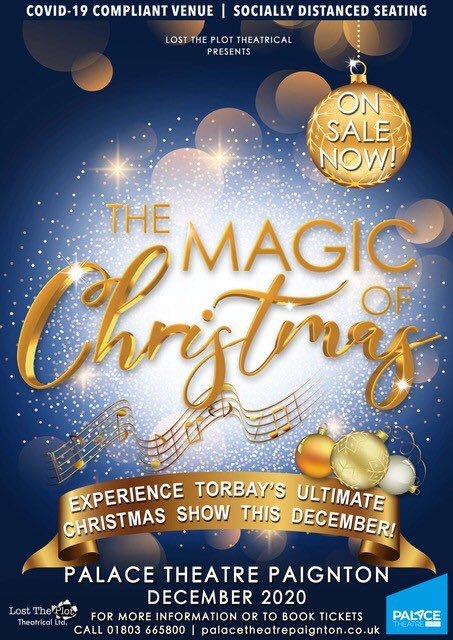 Busy busy #theatre and a busy box office showing on @Theatrepaignton sales report.   Tickets still selling for the #dance and #music festivals and also 🎟 for 💫The Magic of Christmas, #aladdin 🪔, our wreath making workshops and @BeingBoycie ❤️  #HereForCulture #devon https://t.co/JvIgE26yW1
