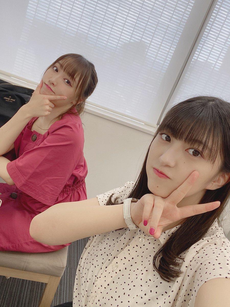 【12期 Blog】 我らがリーダー、譜久村聖さん!羽賀朱音:…  #morningmusume20 #ハロプロ