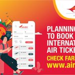 Image for the Tweet beginning: #FlyAI : For detailed fare