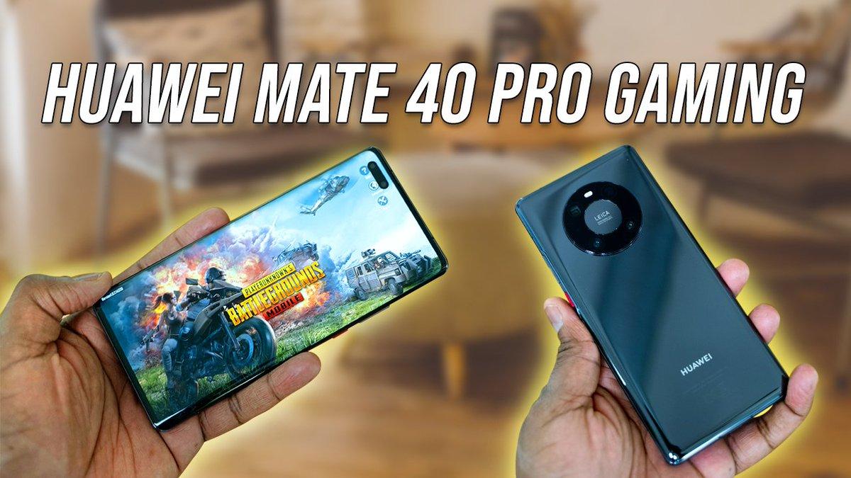NEW VIDEO Huawei Mate 40 Pro Gaming   PubG, Speaker & Camera >>>>https://t.co/ab5dAXyWmM Enjoy!  #HUAWEIMate40Pro https://t.co/K1BOMuc3Lh