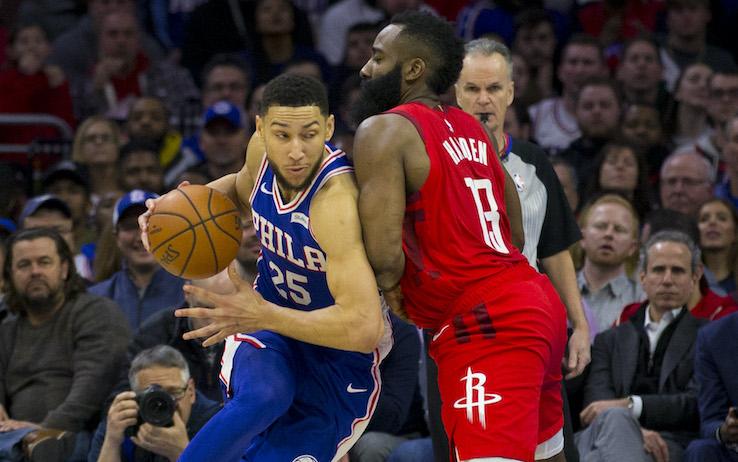 Mercato NBA, scambio Ben Simmons-James Harden: la risposta dei Rockets è no secco: Dopo il passaggio di Daryl Morey a Philadelphia, in molti hanno speculato su un possibile scambio tra Ben Simmons e James Harden. Secondo quanto riportato da ESPN, però, i… https://t.co/lrhno1V0gf https://t.co/RcWNV9BUVh