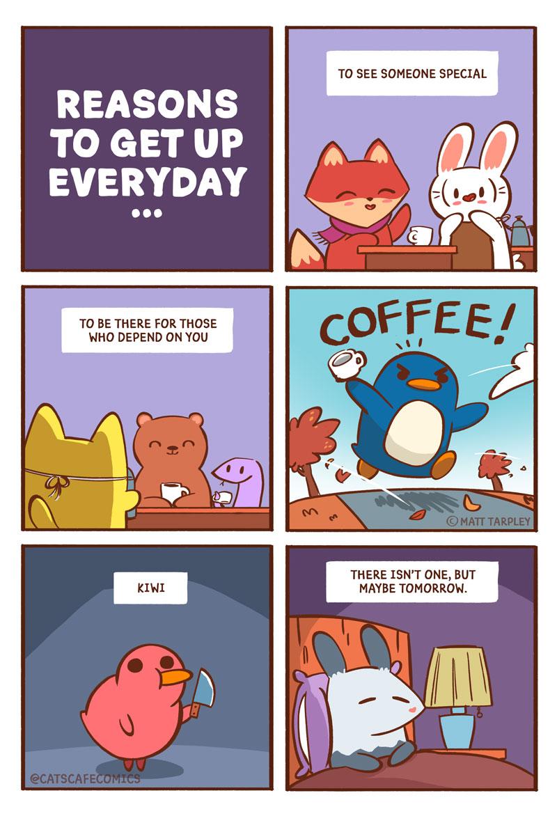 Cat S Cafe Catscafecomics Twitter