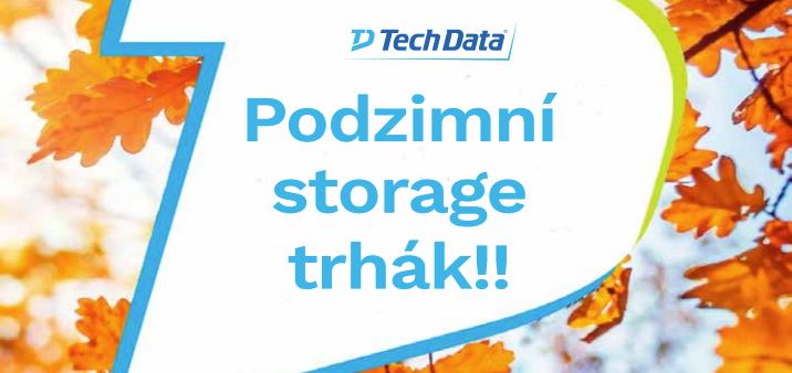 Nezmeškejte náš Podzimní storage trhák! Tech Data Lenovo pro vás připravila slevu až 70 % na skladové položky. Detaily nabídky naleznete zde: https://t.co/bZtob2701F #TDTransforms #Lenovo https://t.co/IpYqvdsLSe