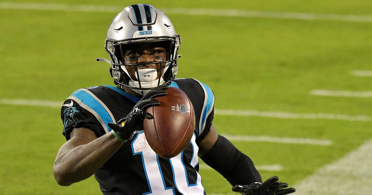 Curtis Samuel scores two touchdowns in Panthers' loss to Falcons, 25-17 https://t.co/qzzBe54GIY https://t.co/xejdkUbp5g