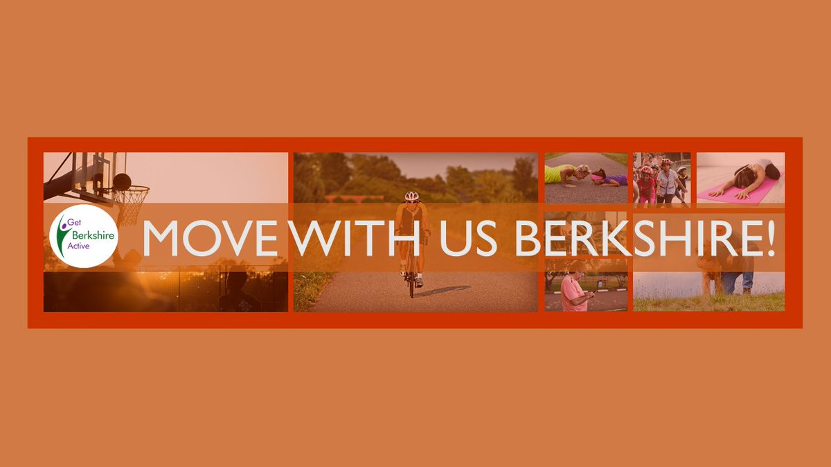 Help us raise awareness about how important #PhysicalActivity is for our health and wellbeing this winter by joining our #MoveWithUsBerkshire campaign and sharing messages, insight, supportive resources and inspirational stories 👍https://t.co/lwzIBbUH8T