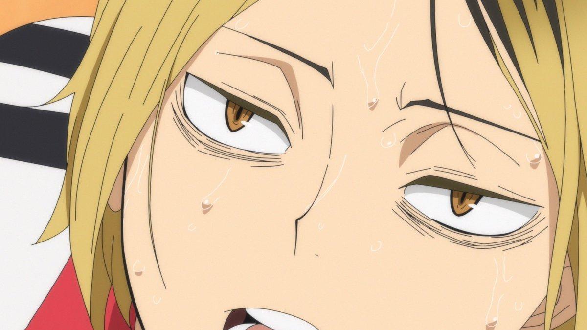 """本日はMBS,TBS,BS-TBS""""アニメイズム"""" 枠にて、TVアニメ『ハイキュー!! TO THE TOP』第18話「罠」が放送となります!!早流川工業高校の戦略に研磨は…。TBS… 26:27~(※2分押し)MBS… 26:25~BS-TBS…27:00~#ハイキュー #hq_anime"""