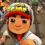 Image for the Tweet beginning: #Subway #Surfers App Apes Review.