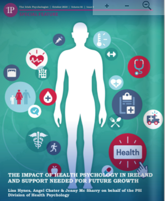 test Twitter Media - Calling PSI members! Check out this months edition of the @TheIP_psychmag where we outline the impact of health psychology in Ireland (particularly relevant at the moment!). Well done to @LisaHynes19 @JenMcSharry and @DrAngelChater for leading this @PsychSocIreland https://t.co/MifCMRdAIr