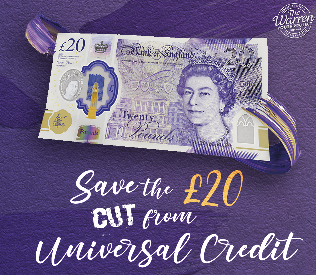 £20 a week could be cut from Universal Credit! That's £80 a month! That's £960 a year! We need your help to make a video for the #KeepTheLifeLine campaign.  Book your FREE slot here: https://t.co/TJB6f6V6dT  @jrf_uk @TrussellTrust @FareShareHull @Shelter @EmmaHardyMP @bbcnofilter https://t.co/eB2NybcNGW