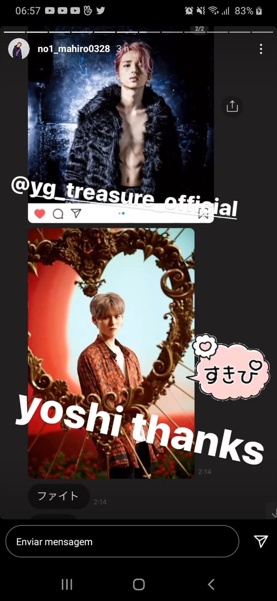 LET'S ALL CRY TOGETHER. THIS OUR FIRST REAL INTERACTION IN TWO YEARS. THEY LOVE AND SUPPORT EACH OTHER ALWAYS. I'm really so happy to see this, especially Yoshi, he knows his friend deserve it. ALSO THE WAY HYUNSUK CALLS HIM