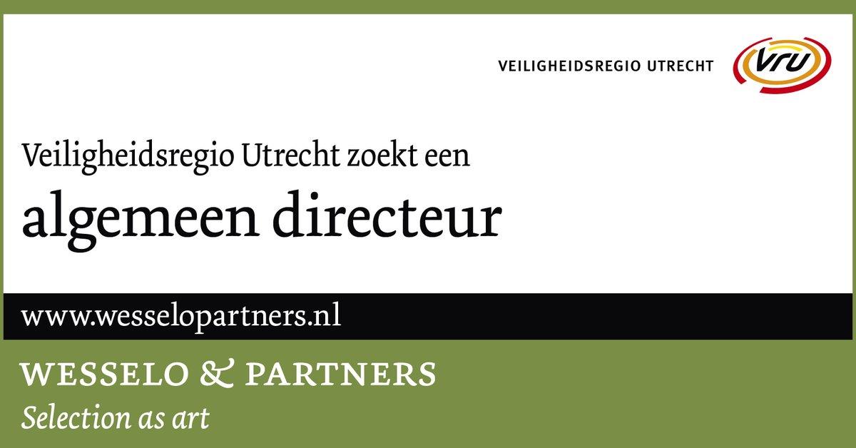 Wesselo Partners On Twitter Het Bestuur Van De Veiligheidsregio Utrecht Is Op Zoek Naar Een Verbindende Gezaghebbende Inspirerend Leiderschap Tonende Algemeen Directeur Kijk Voor Meer Informatie Op Https T Co Xynpfhorrx Https T Co Zjxvl5py2z