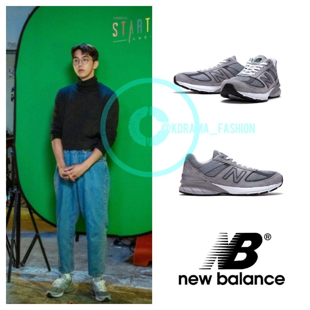 Nam Joo-Hyuk wore NEW BALANCE Sneakers M990GL5 ₩239,000 in TVN IG update on 20201029. #namjoohyuk #남주혁 #스타트업 #드라마패션 #뉴발란스 #NEWBALANCE #startupdrama #start_up #startup Pic Source : TVN Official IG https://t.co/wYNrD2SvnN https://t.co/B1TATZCuIe