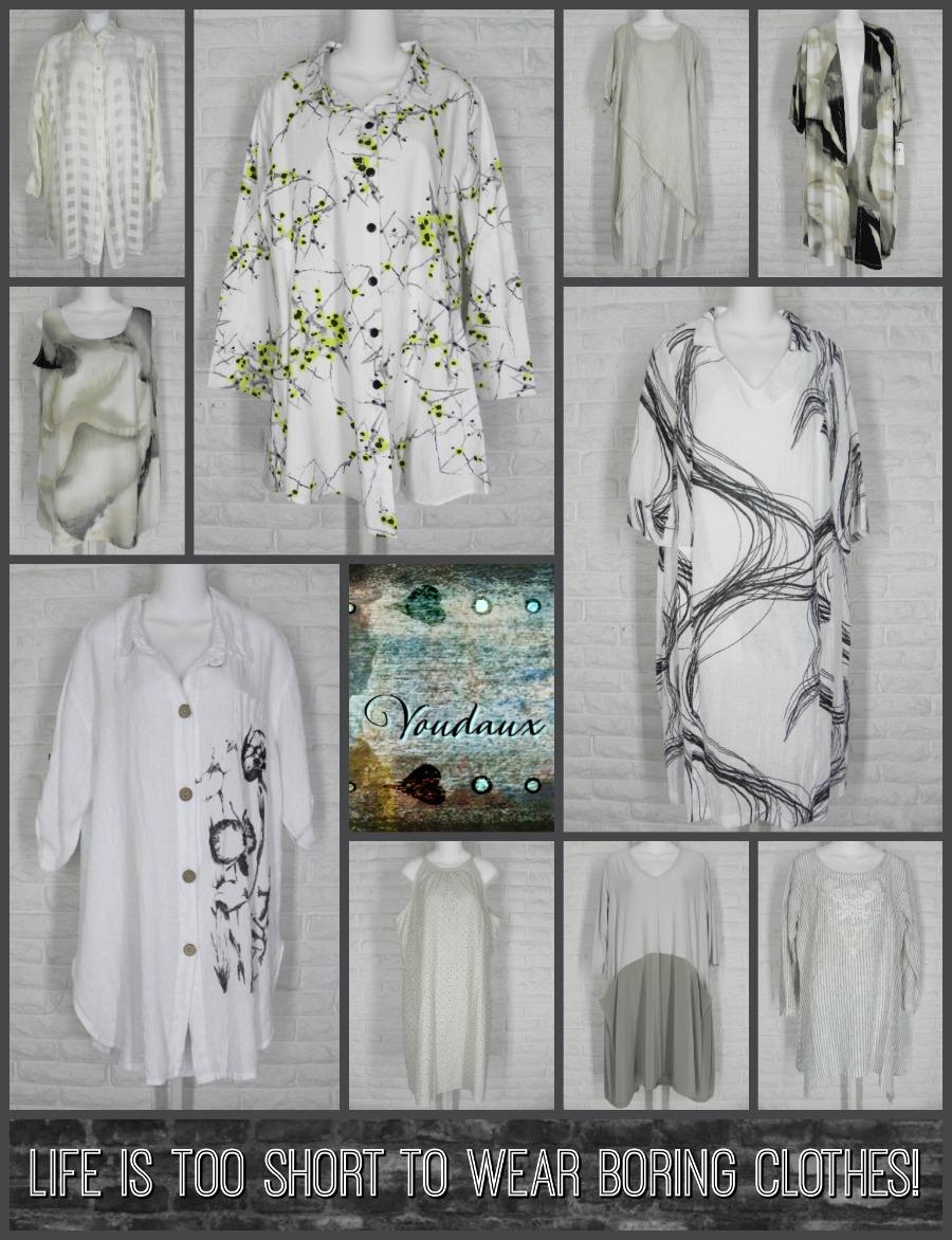 Life is too short to wear boring clothes! https://t.co/KdOhhkcRJF @eBay #gifts #clothing #fashion #accessories #jewelry #shopsmall #smallbiz #Alembika #ComfyUSA  #Inoah #Transparente #SunKim #Grizas #Luukaa #Habitat #Qneel https://t.co/Kwv9vpzduc