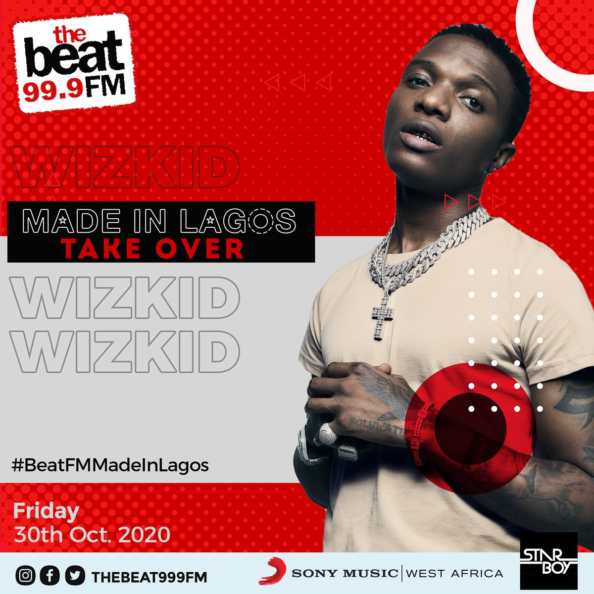 @THEBEAT999FM's photo on Lagos