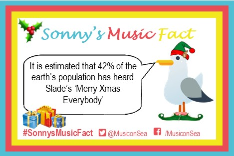 Sonny's fact for this week #SonnysMusicFact #Fact #WisdomWednesday #WednesdayWisdom