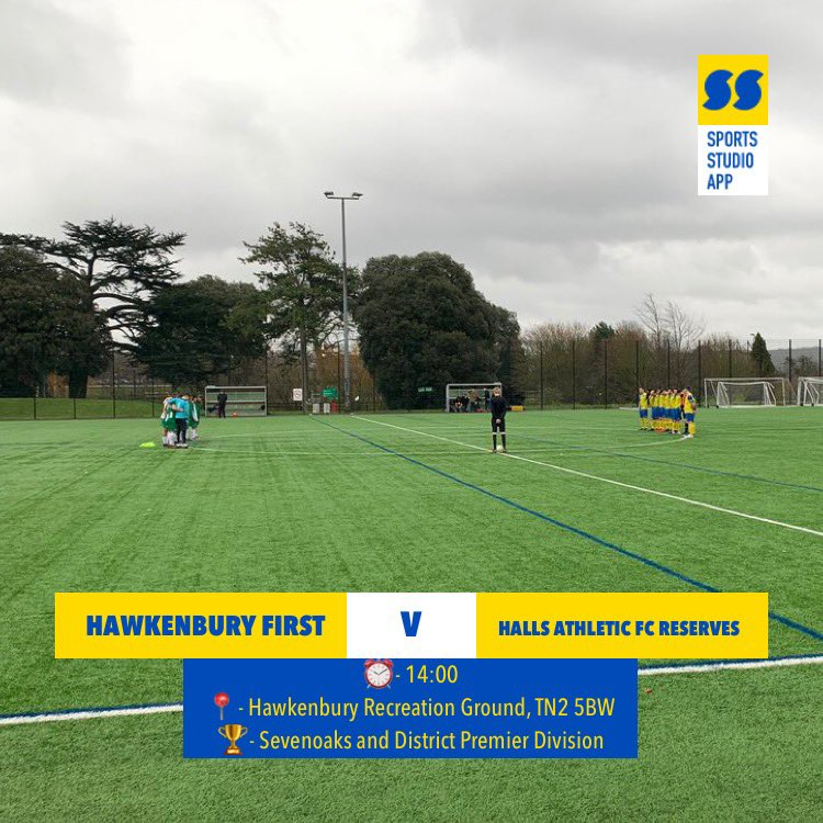 test Twitter Media - Reserves travel to @fc_hawkenbury tomorrow. A 1-1 draw in the reverse fixture and should make another entertaining game #HAFC 🔵🟡🔵🟡 https://t.co/yYOYzuStGi