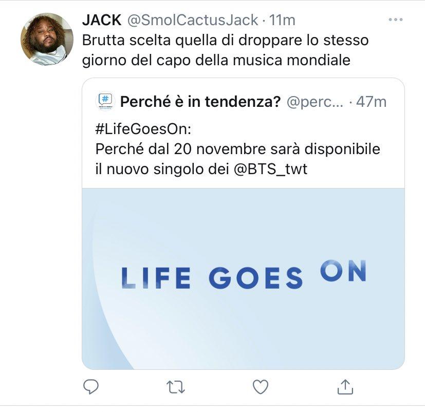#LifeGoesOn