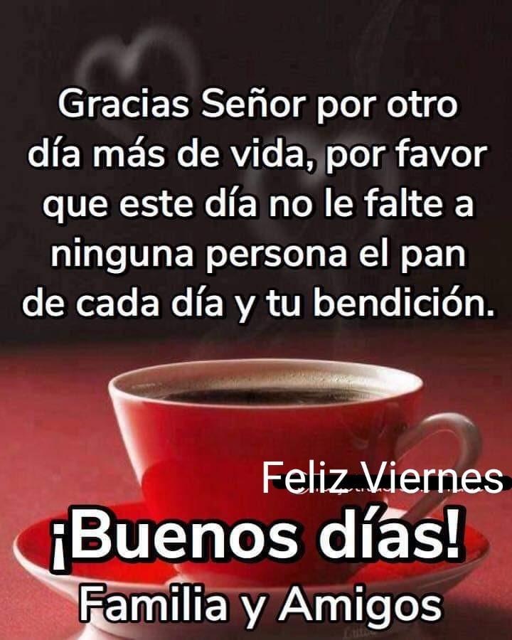 #BuenosDíasATodos  #felizViernes https://t.co/WSvswTTGLd