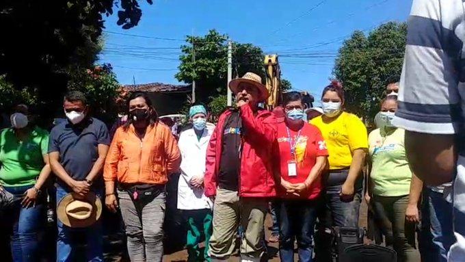 Alcalde de Nejapa acusa a Mario Durán de hacer show de la tragedia de Angelitos II