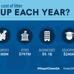 Image for the Tweet beginning: How much does litter cost?