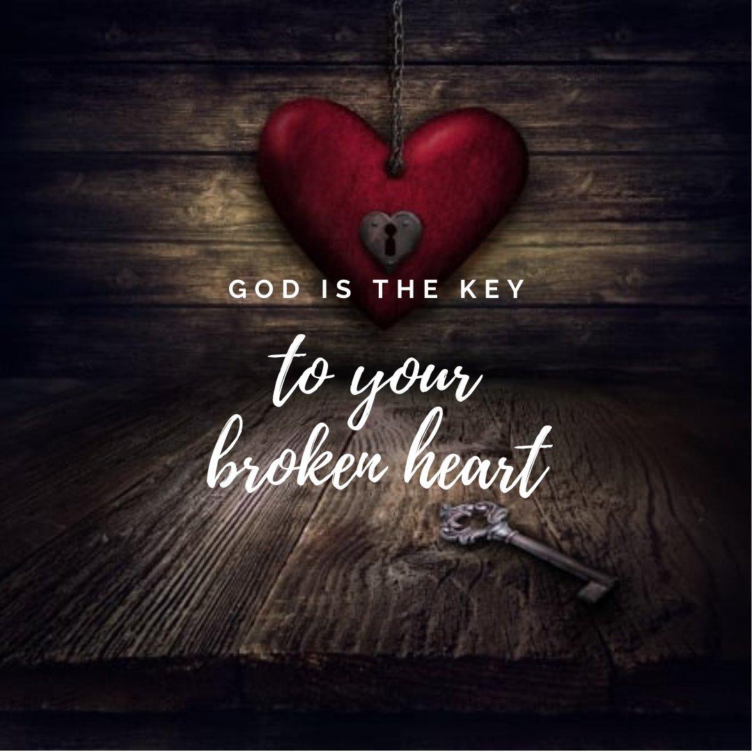 Has your heart been broken? Let God mend it.  https://t.co/x0GYErVhwy #brokenheart  #brokenhearts #brokenhearted https://t.co/cdxGd6X8Nj