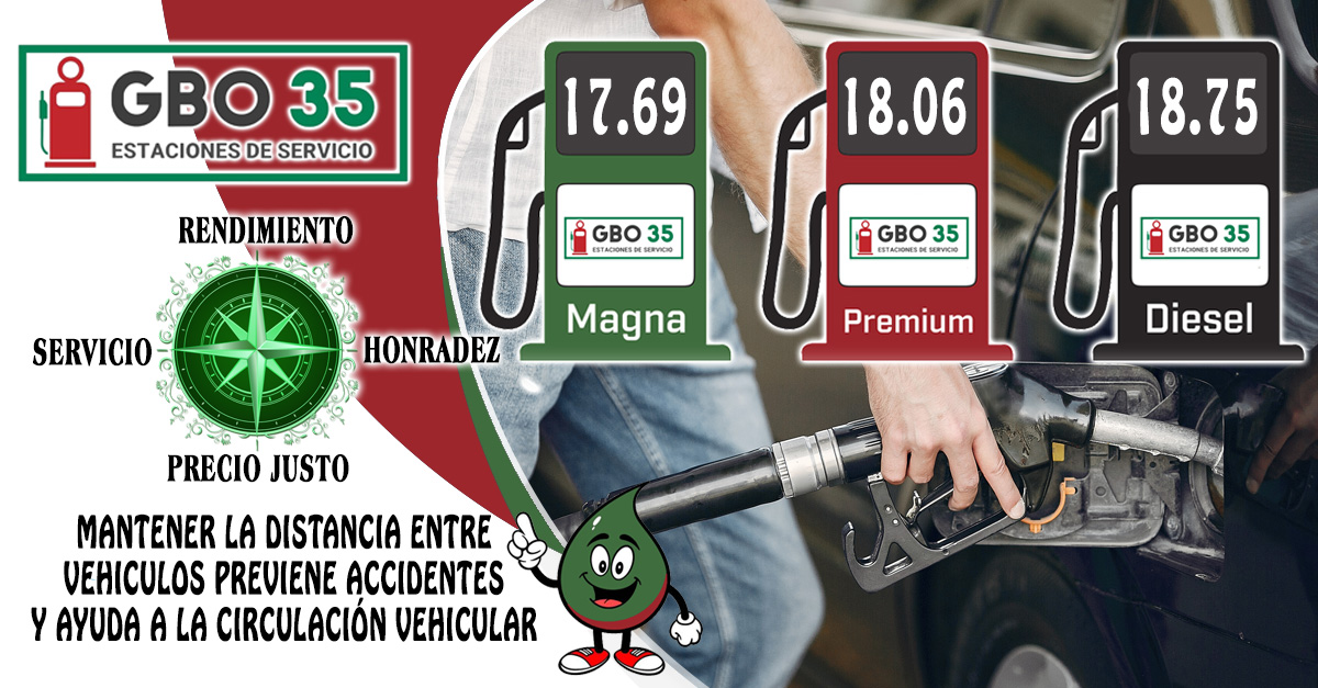 #BuenosDias Compartimos los precios de los combustibles de nuestra estación! Recuerda, estamos ubicados en Calzada del Ejército #968 esquina Río Nilo Col Quinta Velarde. Comprueba el rendimiento de nuestro combustible #gasolina #BuenViernes #Covid_19  #DiaDeMuertos  #Guadalajara https://t.co/ffKwJsw1sW